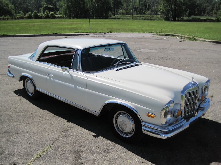 1967 mercedes 250se coupe classic jalopy. Black Bedroom Furniture Sets. Home Design Ideas