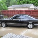 1988 Mercedes 560SEC