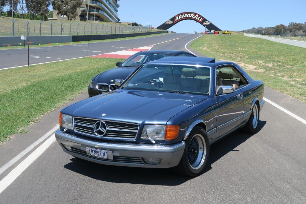 1987 Mercedes 560SEC