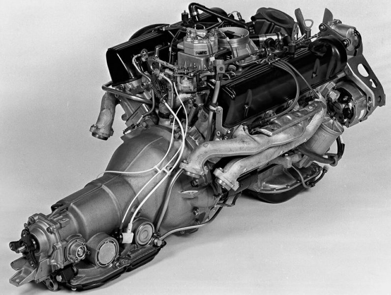 The M117.968 560 Engine